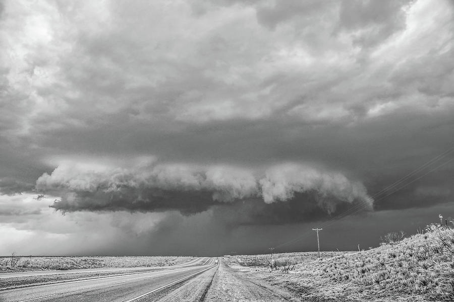 Dumas Wall Cloud by Scott Cordell