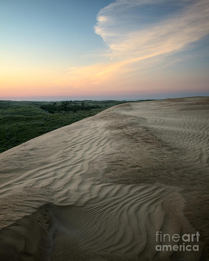 Sand Photograph - Dune Dawn by Royce Howland