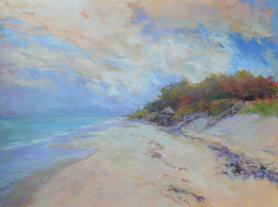 Dune Shelter by Patricia Maguire