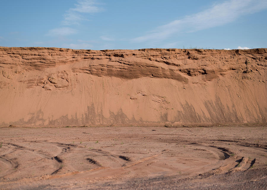 Dunes Of Sand Photograph by Gabe Jacobs