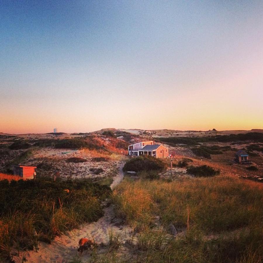 Provincetown Photograph - #duneshack #duneshacklife #provincetown by Ben Berry