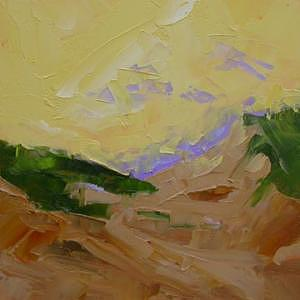 Ocean Painting - Duneside by Don McKillop