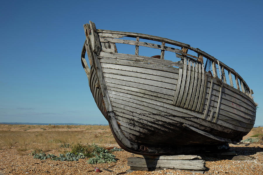 Dungeness Boat Photograph