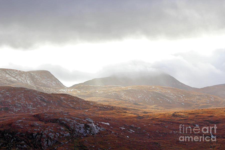 Dunlewy Poisoned Glen Donegal Ireland by Eddie Barron