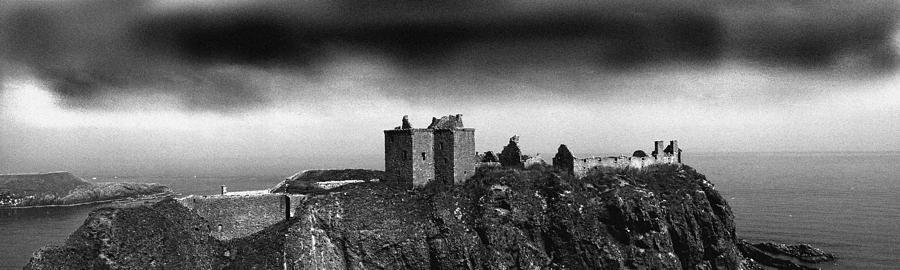 Landscape Photograph - Dunnottar Castle Scotland by Donald Buchanan