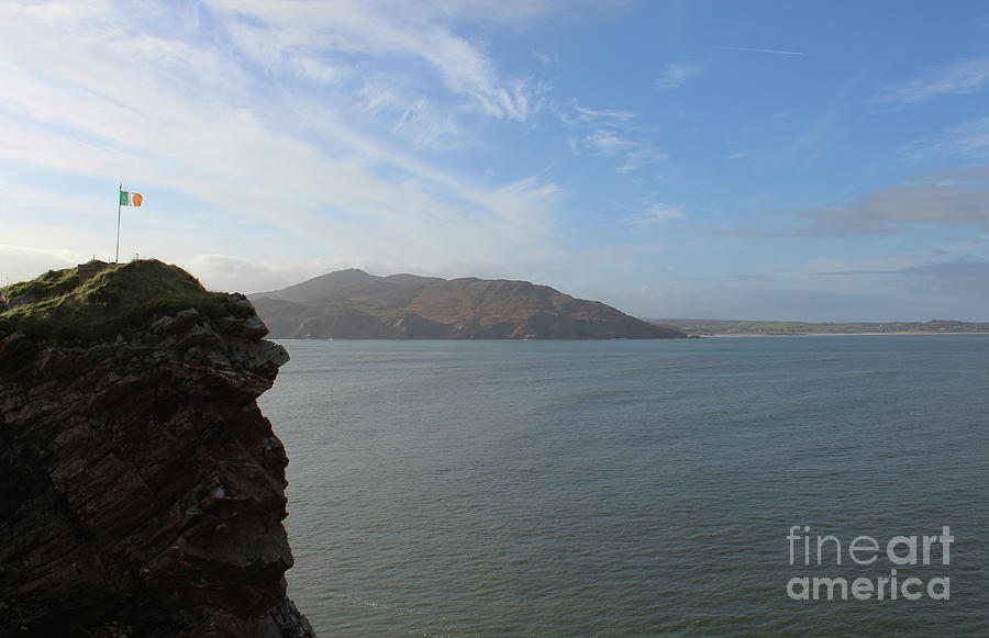 View from Dunree Fort Donegal by Eddie Barron