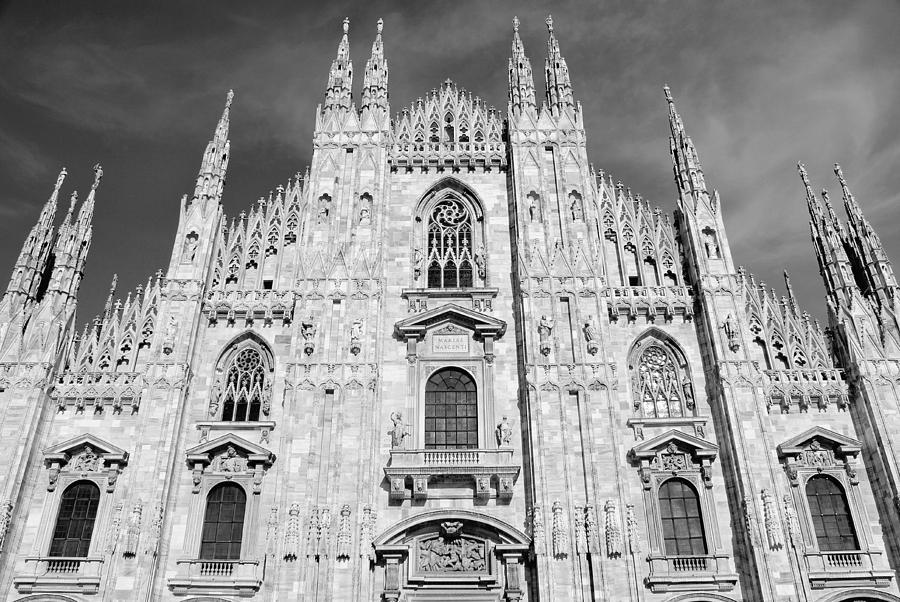 Church Photograph - Duomo by Brooke Fuller