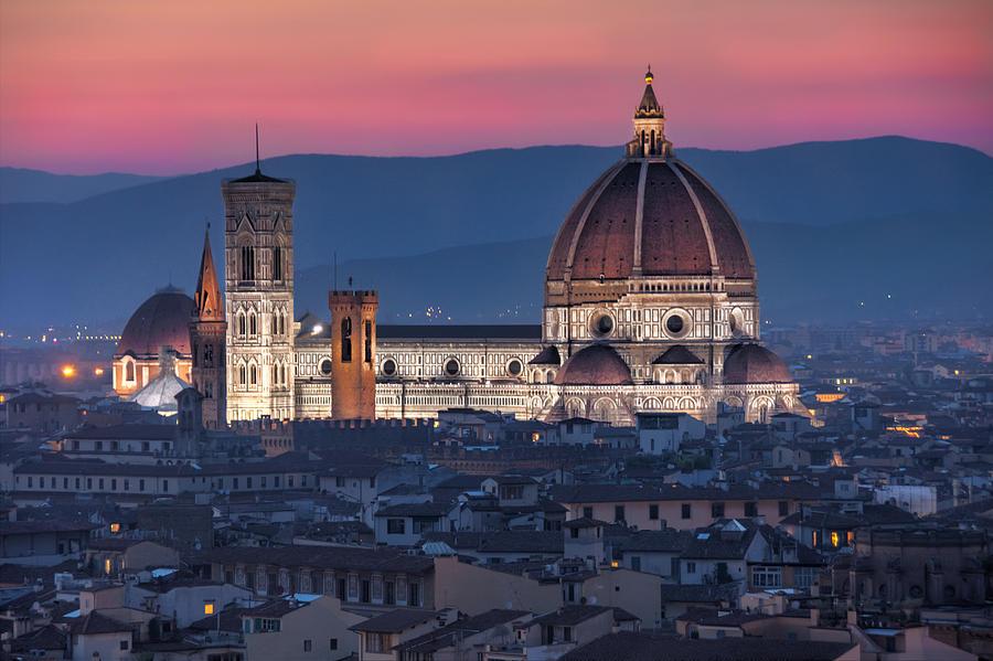 Duomo di Firenze by Brent Durken