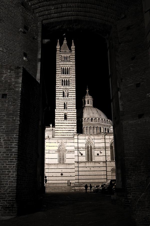 Italy Photograph - Duomo Di Siena by Carl Jackson