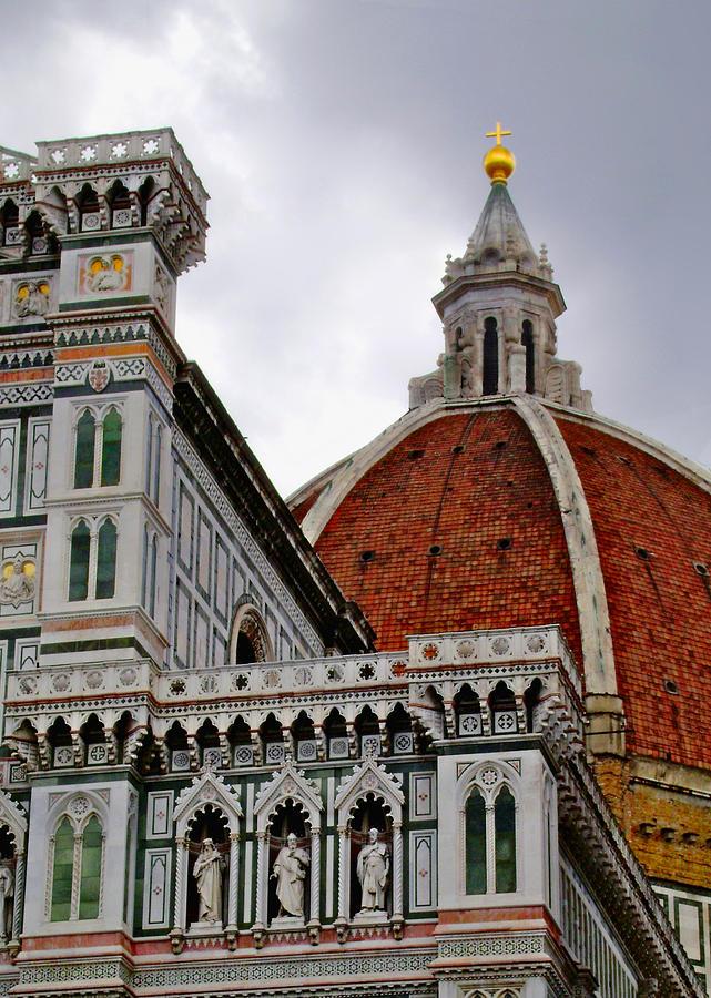 Duomo Photograph - Duomo by Lynn Andrews