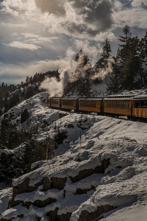 Durango Train by Chris Multop