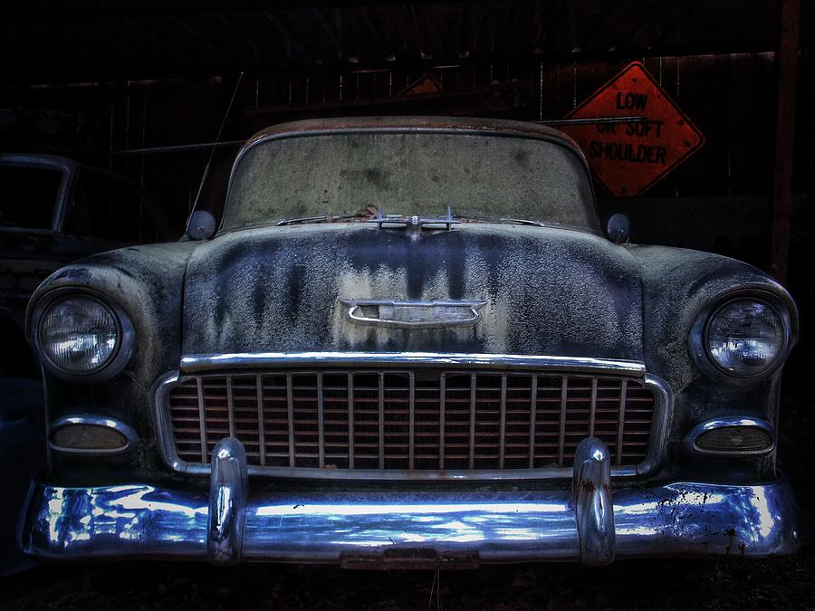 Vintage Photograph - Dust and Memories by Stacy Sikes