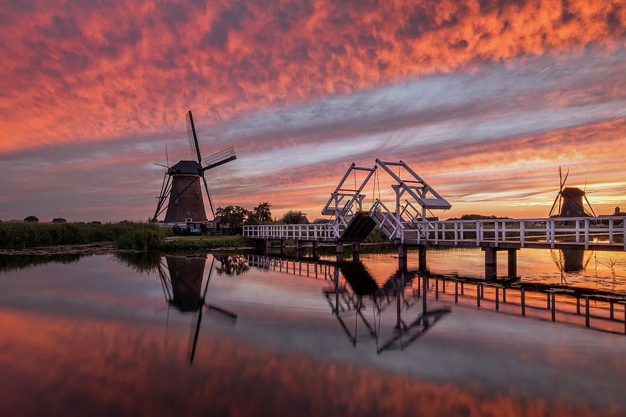 dutch Inferno by Mario Visser
