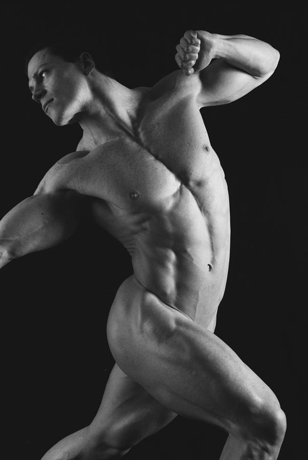male Artistic nude photography