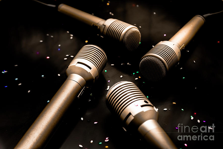 Music Photograph - Dynamic Musical Nightclub by Jorgo Photography - Wall Art Gallery