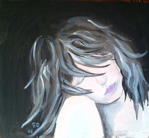 E Dopo... Painting by Rosa Dascola Aloi
