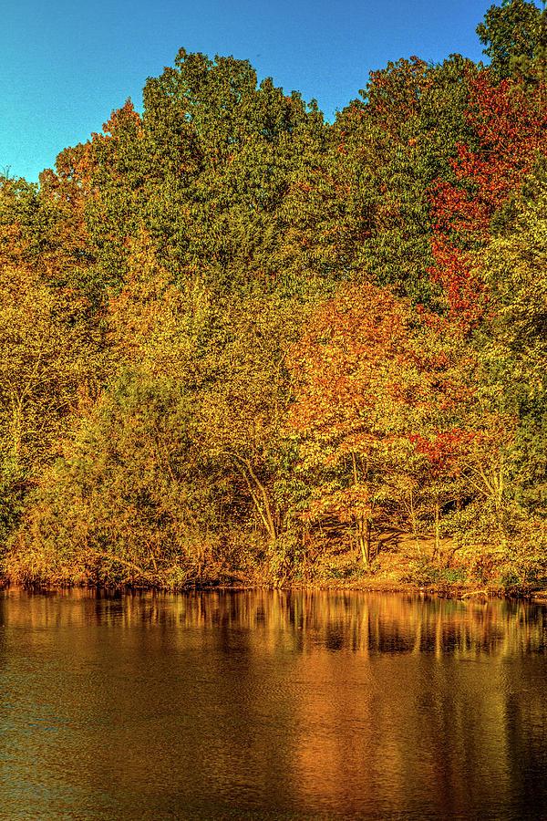 Autumn Photograph - Early Autumn by Barry Jones