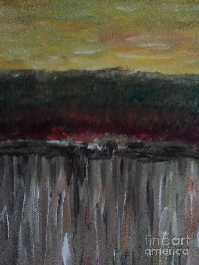 Early Dawn Painting by Loretta Kessler