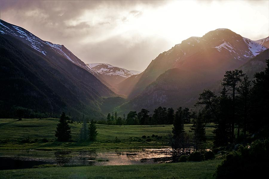 Early Evening Light in the Valley by Tranquil Light Photography