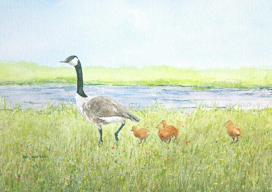 Watercolor Painting - Early Instruction by Ken Marsden