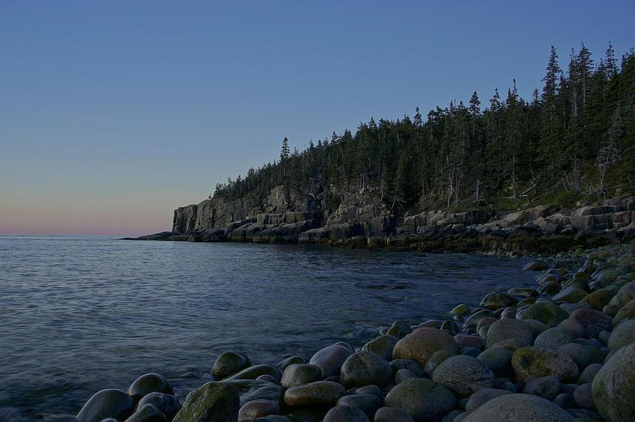 Acadia Photograph - Early Morning In Acadia by Brian Kamprath