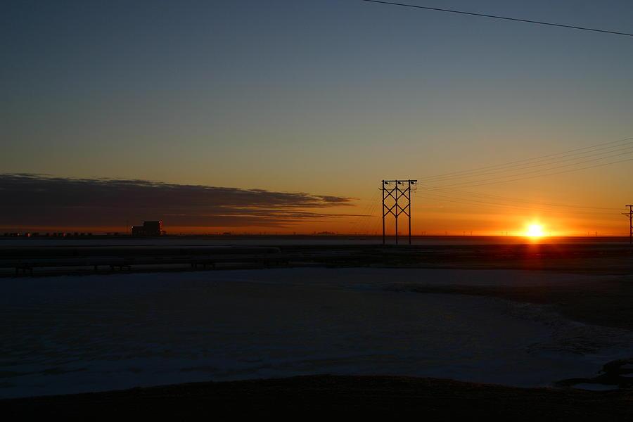 Sunrise Photograph - Early Morning Sunrise by Anthony Jones