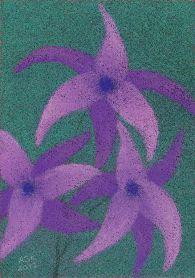 Early Spring Buds by Anne Katzeff