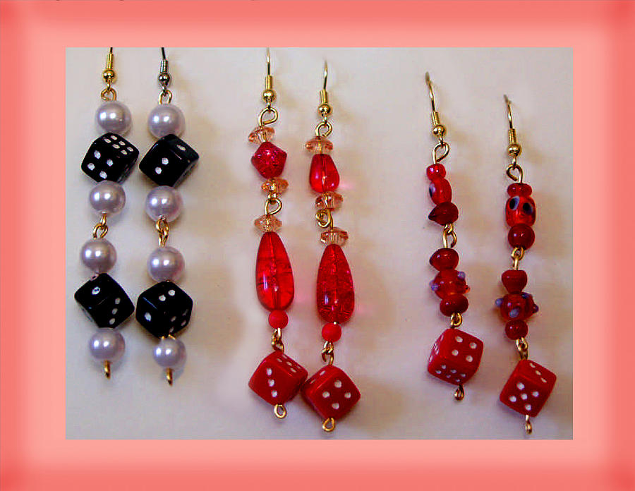 Jewelry Jewelry - Earrings by Betty  Roberts
