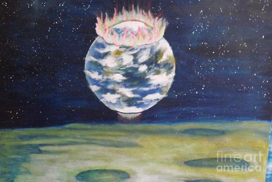 Earth Aura by Ronda Douglas