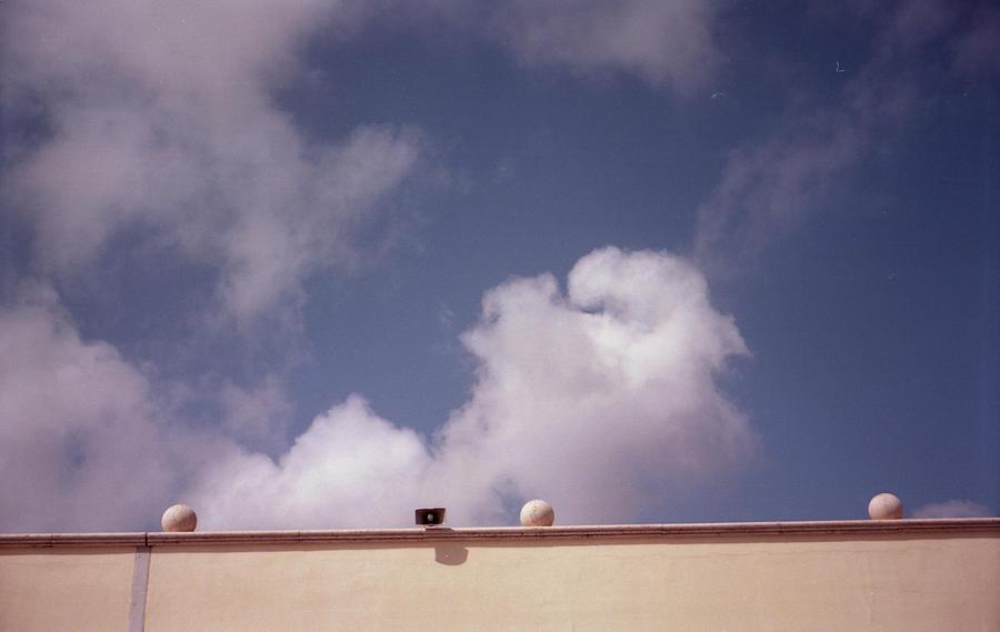 Earth Calling Sky  Photograph by Nacho Vega