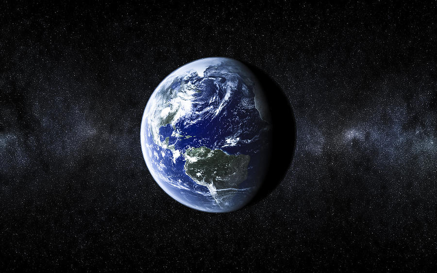 Earth Photograph