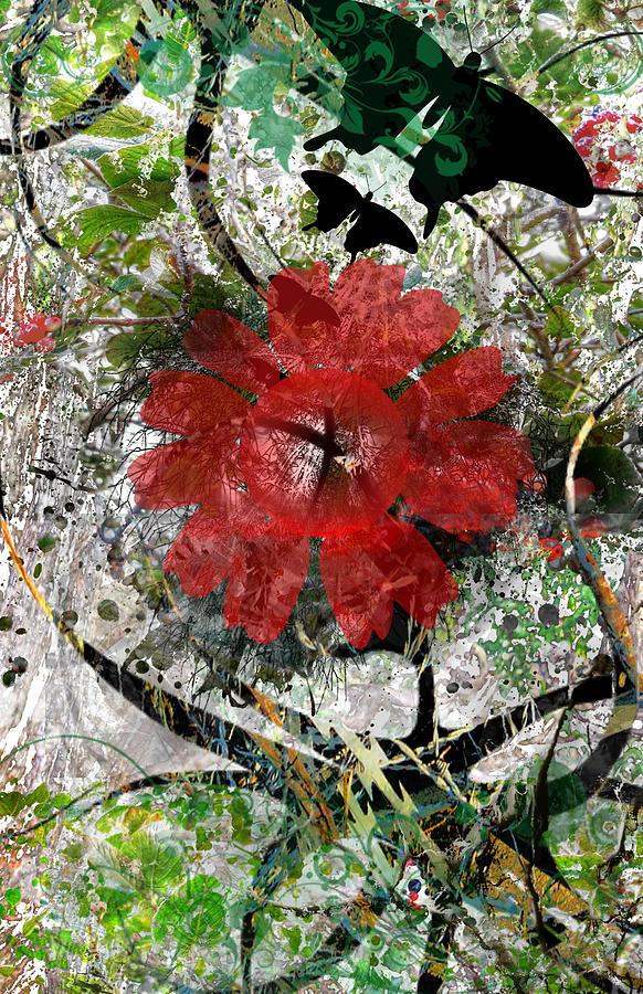 Flower Photograph - Earth by Danielle Kasony