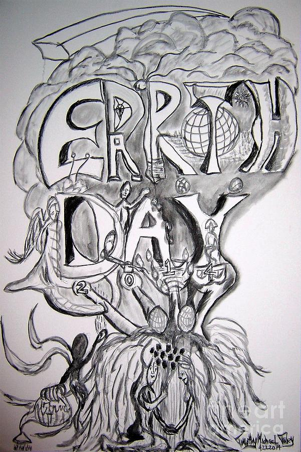Earth Day By Timothy Foley
