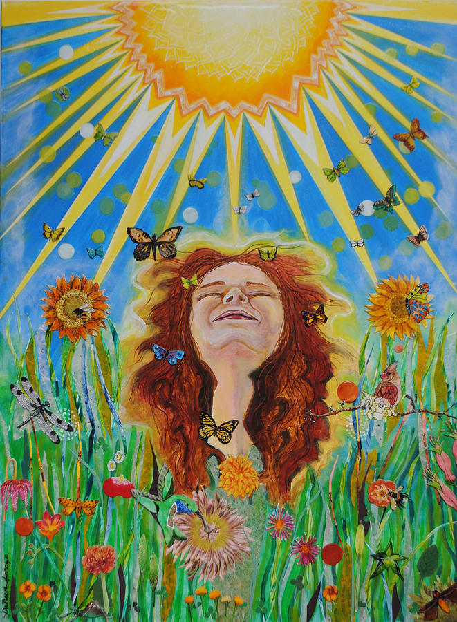 Earthly Delight by Patricia Arroyo