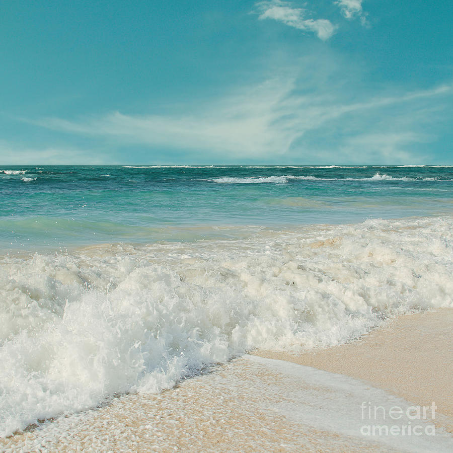 Aquamarine Photograph - Earths Dreams by Sharon Mau