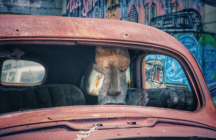 Eastside Golem by Gia Marie Houck