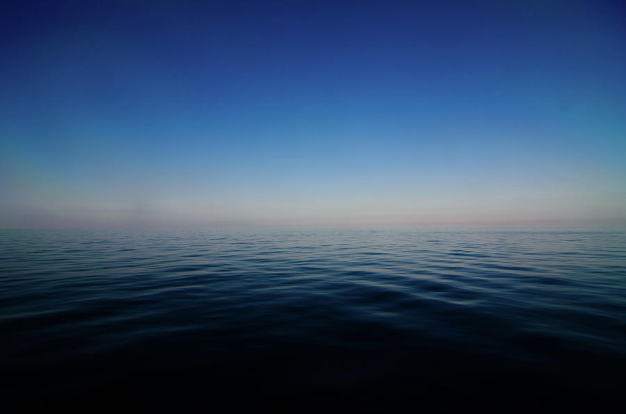 Horizontal Photograph - East China Sea by I enjoy taking photos and traveling the world.
