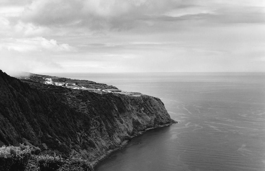 Azores Photograph - East Coast - Sao Miguel-azores by Henry Krauzyk