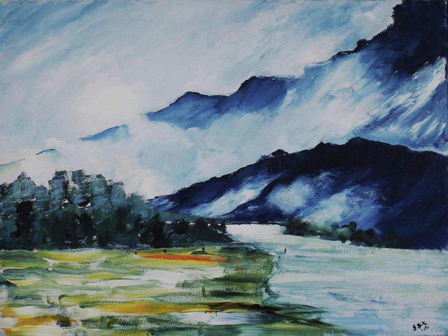 East Meets West by Gloria Dietz-Kiebron