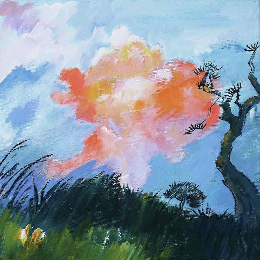 East meets West1 by Gloria Dietz-Kiebron