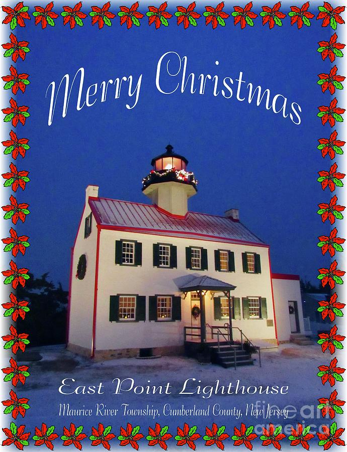 East Point Merry Christmas  by Nancy Patterson