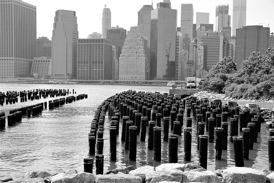 Water Photograph - East River #1 by Aya Edlin