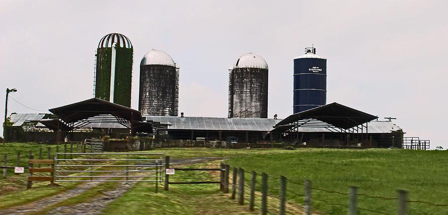 East Tn Farm Time Photograph by Regina McLeroy