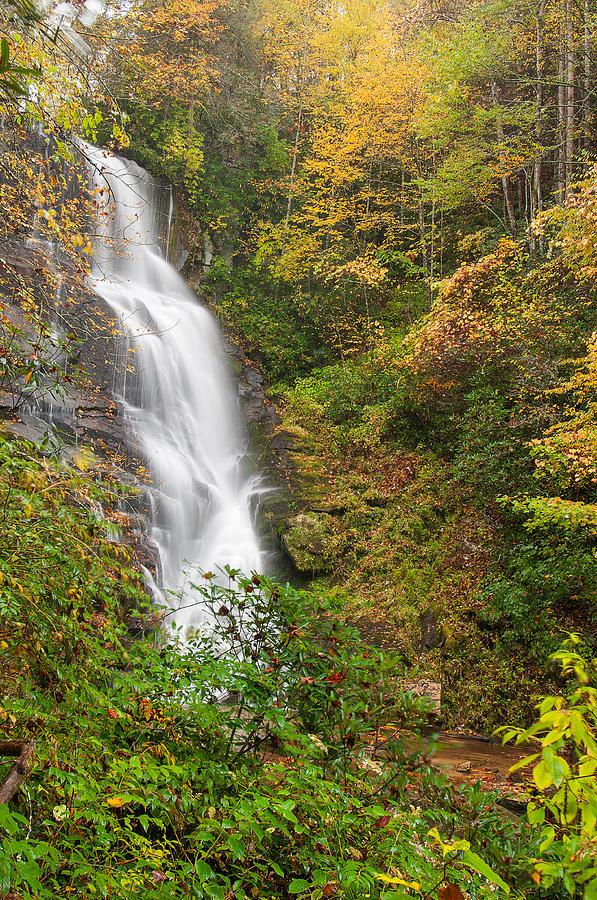 Eastatoe Falls by Derek Thornton