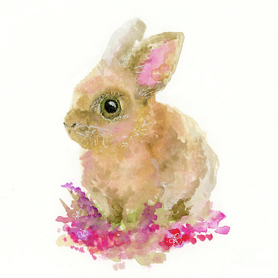 Easter Bunny by Lauren Heller