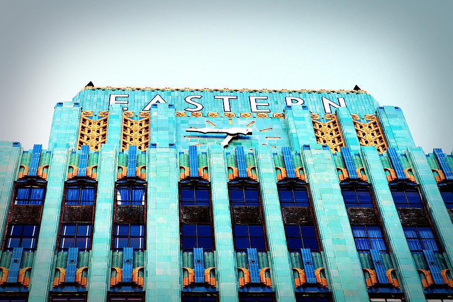 Landscape Photograph - Eastern Building by Ariane Moshayedi