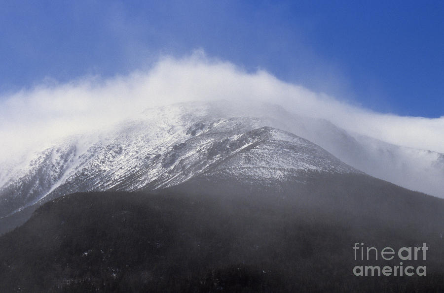 Hike Photograph - Eastern Slopes Of Mount Washington New Hampshire Usa by Erin Paul Donovan