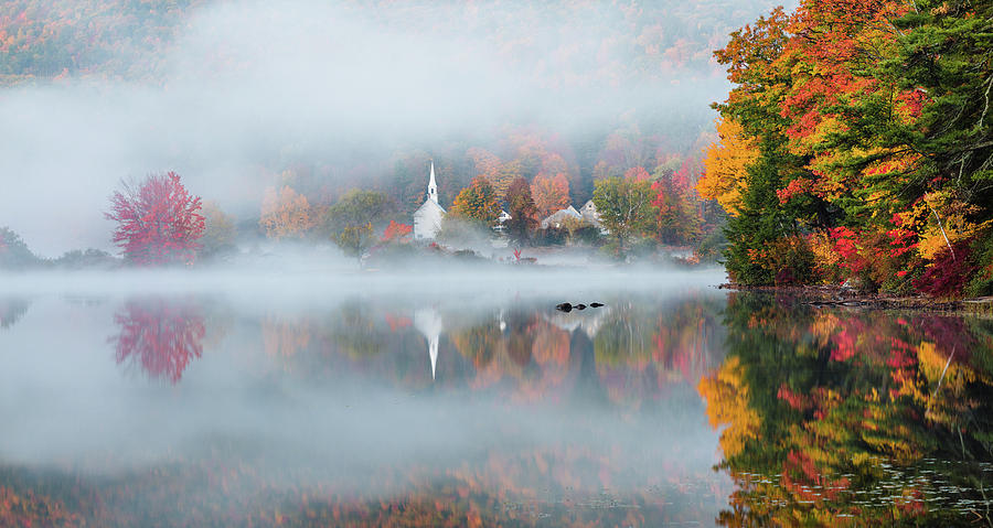 Eaton, NH by Robert Clifford