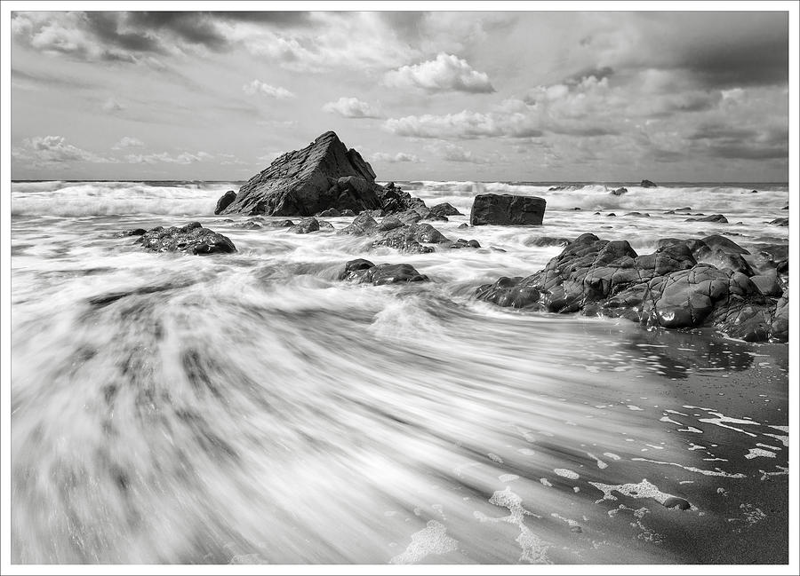 Ebb and flow by Richard Greswell