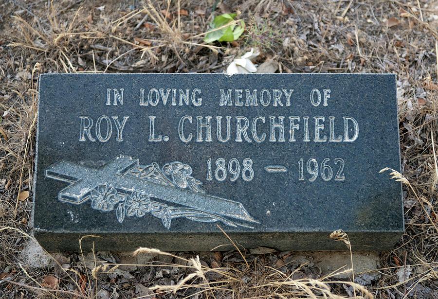 Ecc Roy L Churchfield Photograph